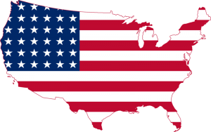 map-usa-america-flag